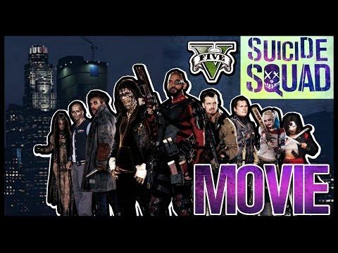GTA 5 - Suicide Squad Short Film! - (GTA 5 Movie!)::
