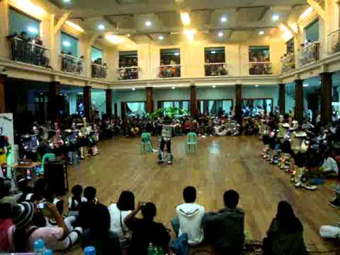Balungao National High School Robotic Dance 2012 3rd Place [9th National Science Quest]