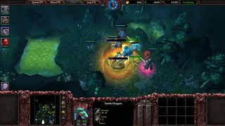 Warcraft 3: Malfurion's Quest 08 - Ysera's Heart (Part 2)