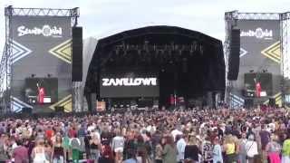 zane lowe live sundown 2014