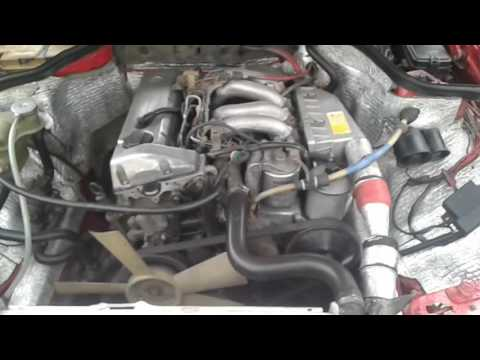 Настройка моторов MB 124 200D WF golf3 1.9TD
