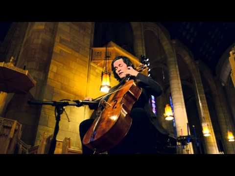 Zuill Bailey J.S. Bach Suite for Solo Cello No  3 Prelude