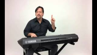 Style Files video tutorial from Yamaha MusicSoft