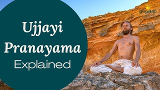 Ujjayi pranayama explained - Michael Bijker - Yoga Lap