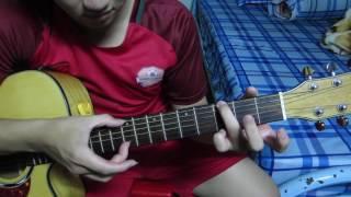 Hướng dẫn Dấu Mưa solo guitar fingerstyle by SMR pCuoi