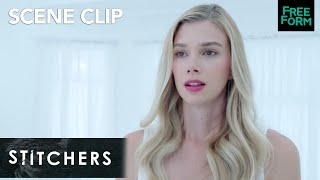 Stitchers | Season 3 Episode 10: Kirsten Brings Her Mom Back | Freeform