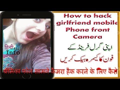 Apni Girls Friend Ke Mobile Ka Front Camera Hack Krain