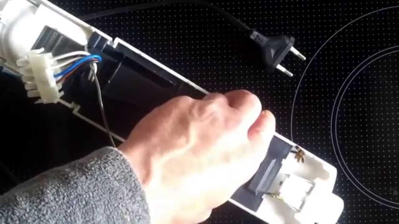 Bosch Kühlschrank Lichtschalter : Kühlschranktür von links nach rechts umbauen