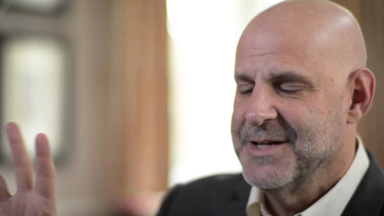 Harlan Coben talks about his writing and Fool Me Once ...