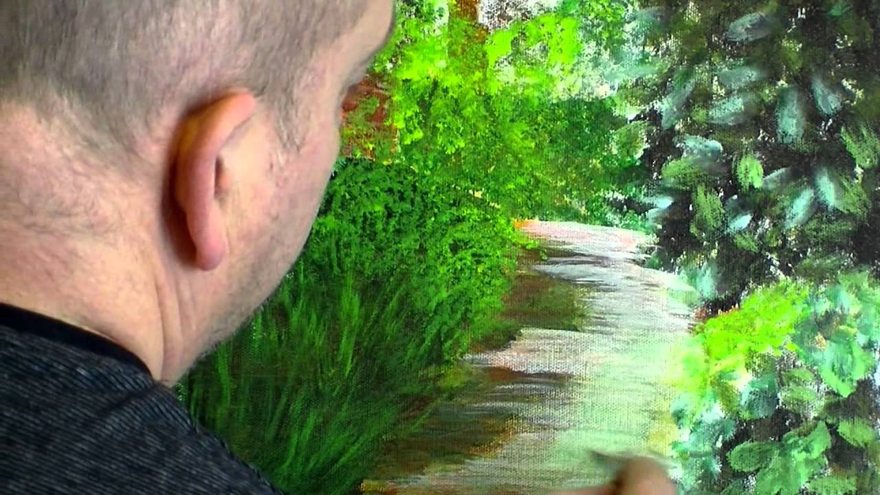 Image Result For Acrylic Painting Landscape Images