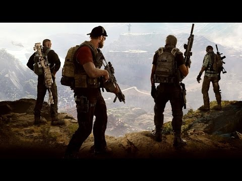 Ghost Recon WildLands | The Pack | Role Play | LIVE | Teaser