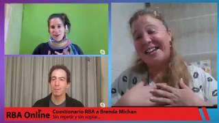 Entrevista a Brenda Michan