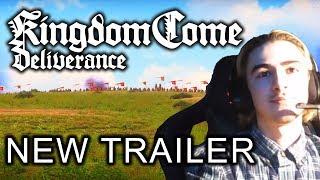 NEW TRAILER BREAKDOWN - Kingdom Come: Deliverance - A Blacksmith