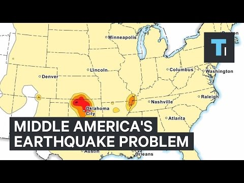 Middle America's earthquake problem