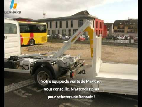renault mascott ccb occasion en vente meythet 74 par renault trucks annecy youtube. Black Bedroom Furniture Sets. Home Design Ideas
