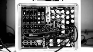 Synthrotek West Coast Noise System Demo Eurorack Modular Synth