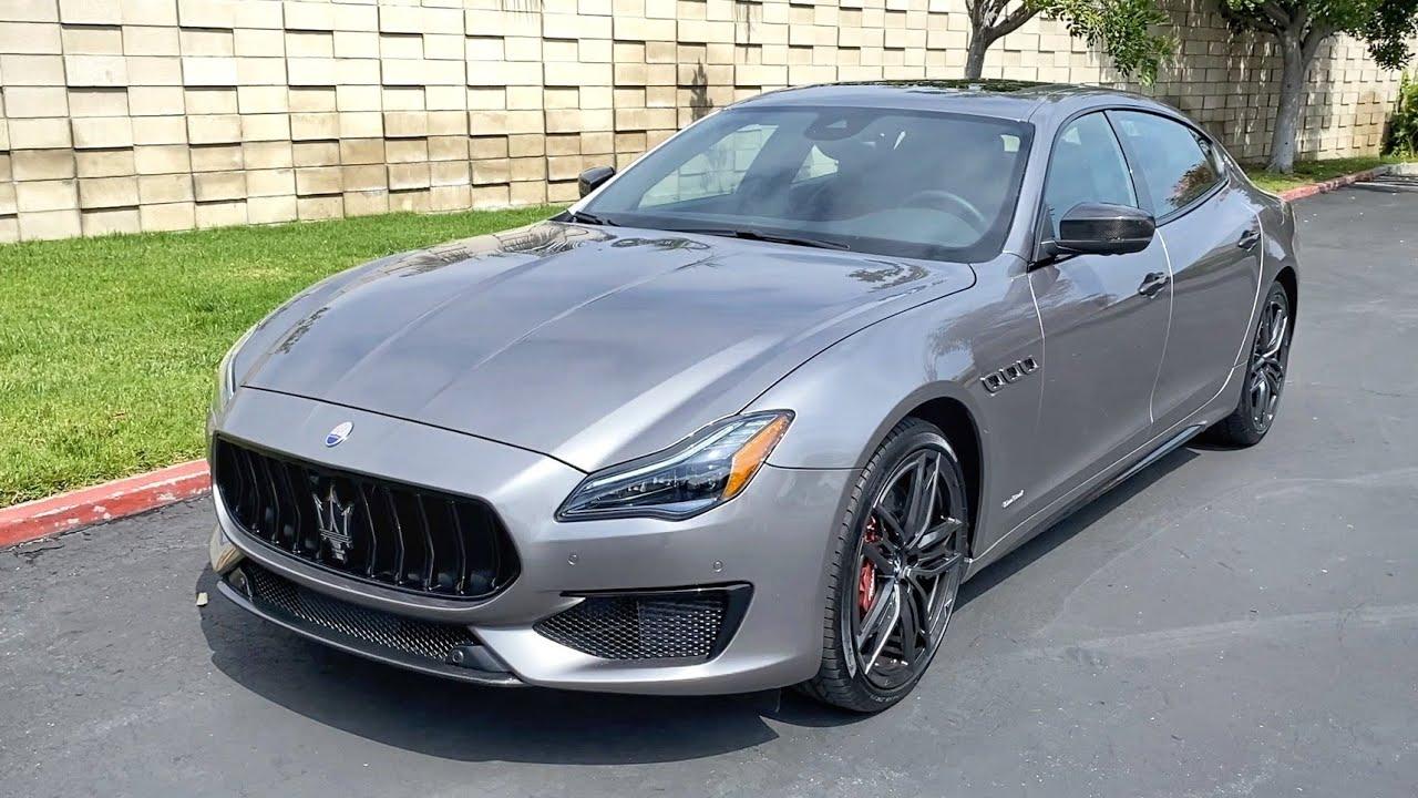 2020 Maserati Quattroportes Prices