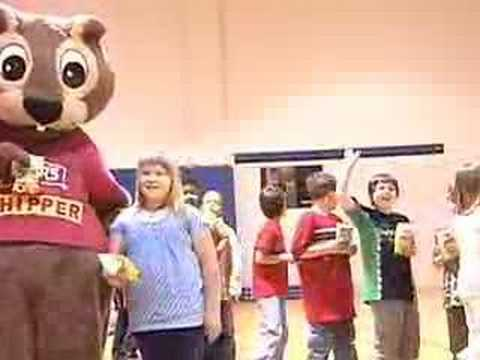 Chipper Visits Friends School Mullica Hill