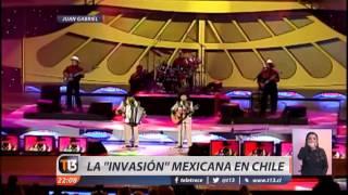 Musica mexicana en chile