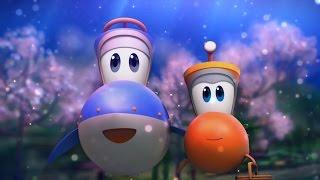 Марин и его друзья - Все мультики подряд - Для детей про подводные лодки