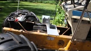 Rc Garden Tractor