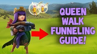 Ultimate Queen Walk Funneling Guide - Force Her the Right Way!