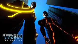 TRON and Dyson | TRON: Uprising | Disney XD