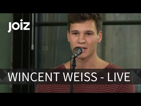 Wincent Weiss - Unter meiner Haut (live @ joiz)