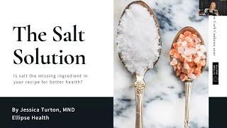 LCC2020 Day 2 Video 10 Jess Turton The Salt Solution