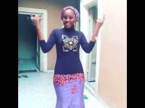 Beautiful hausa girl dance 2017 thumbnail