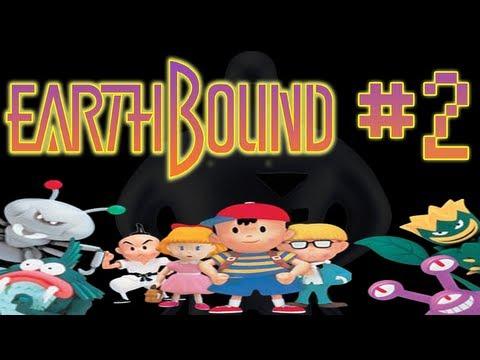 Earthbound (Blind) w/ Old World Gamer P2 - Buzz Buzz's Brief Warning