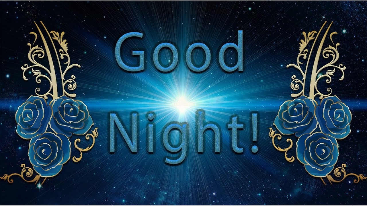 Good Night Sweet Dreams Animation Greeting Cards 4k Whatsapp Youtube Animated Greeting Cards Good Night Romantic Music