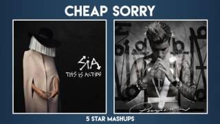 MASHUP#1: Cheap Thrills x Sorry (SIA vs Justin Bieber)