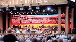 andre rieu live bull chase 11072015 maastricht johann strauss orchestra