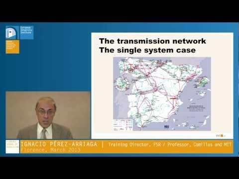 Ignacio Pérez-Arriaga | Electricity Transmission Network