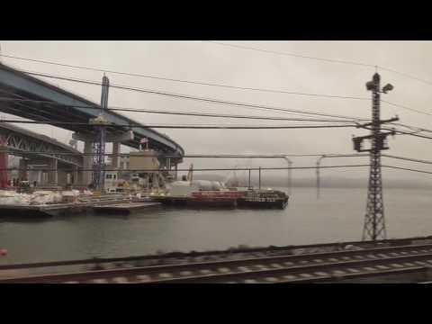 Aboard Amtrak's Adirondack: New York to Montreal