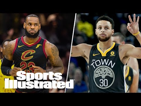 How Good Of A Defender Is Curry? How Has LeBron Performed In Game 2s | SI NOW | Sports Illustrated
