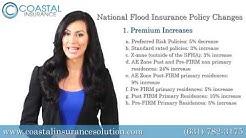 National Flood Insurance Program (NFIP) Changes April 1, 2016