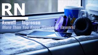 Скачать Axwell Ingrosso More Than You Know Firebeatz Rework BASS BOOSTED
