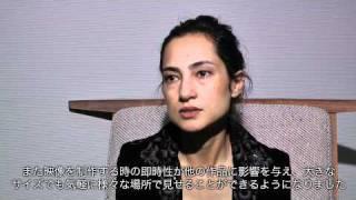 トランスフォーメーション展 シャジア・シカンダー インタビュー