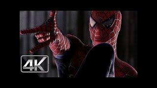 Harry Bofetada a Peter & Spider-Man Pierde Sus poderes LATINO (4k-HD) Spider-Man 2.1 (2004)
