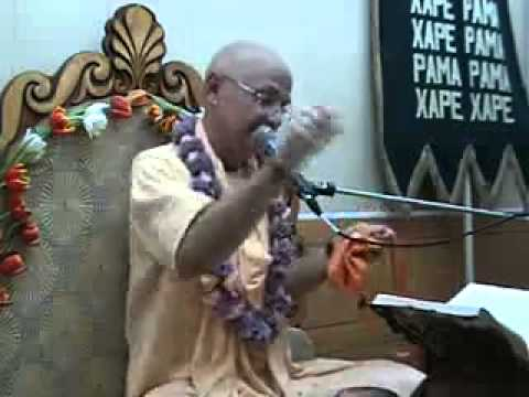 Шримад Бхагаватам 3.5.21-22 - Бхакти Вигьяна Госвами