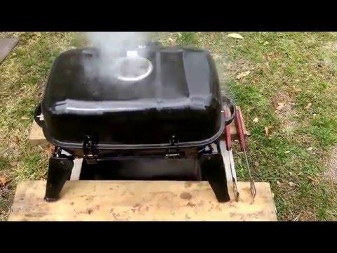 Backyard Portable Grill from Walmart $15