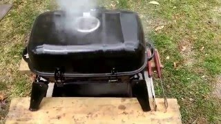 Backyard Portable Grill from Walmart $15