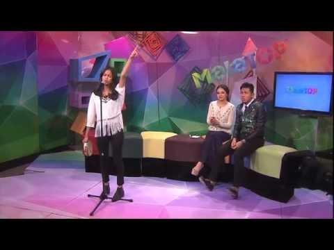 MeleTOP - Persembahan LIVE Hanie Soraya
