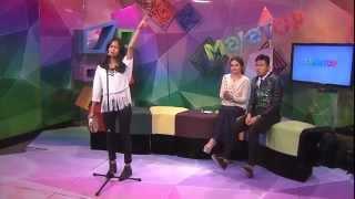 "MeleTOP - Persembahan LIVE Hanie Soraya ""Hujung Dunia"" [24.06.2014]"