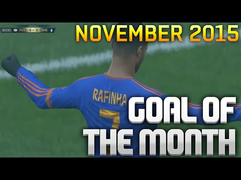 Futhead Forums Goal Of The Month - November 2015