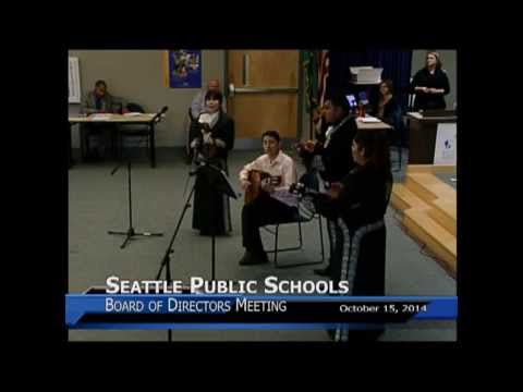Chief Sealth International High School Mariachi