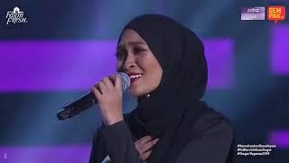 Satukan Rasa - Siti Nordiana & Khai Bahar | Gegar Vaganza 2019 Minggu 6 | Episode 20
