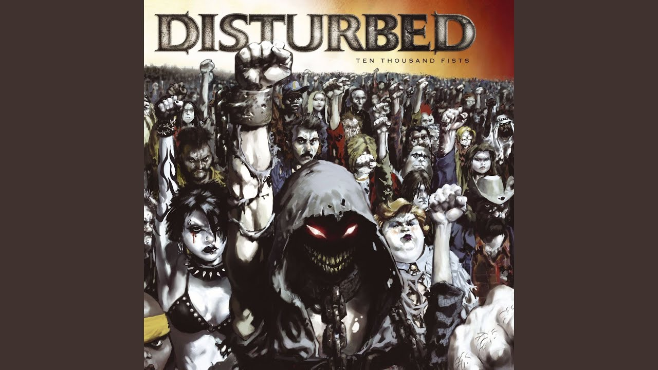 Can Ten thousand fist by disturbed valuable